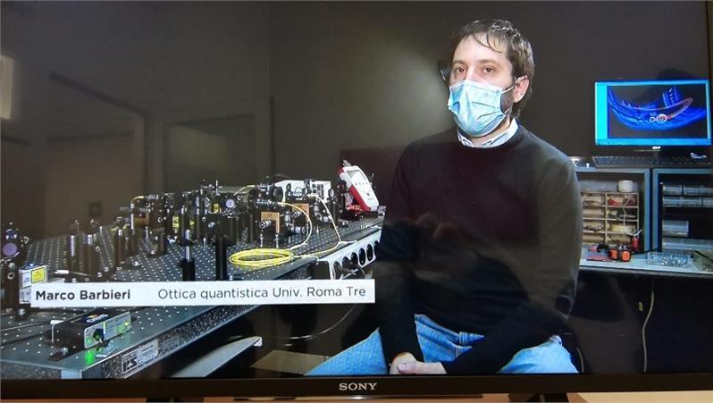 Rainews24 - Innovazione sostenibile e computer quantistici. Il Dipartimento di Scienze ne parla a Futuro24
