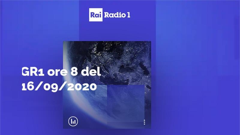 Pericolo Antartide: il prof. Frezzotti intervistato per il GR1 RAI