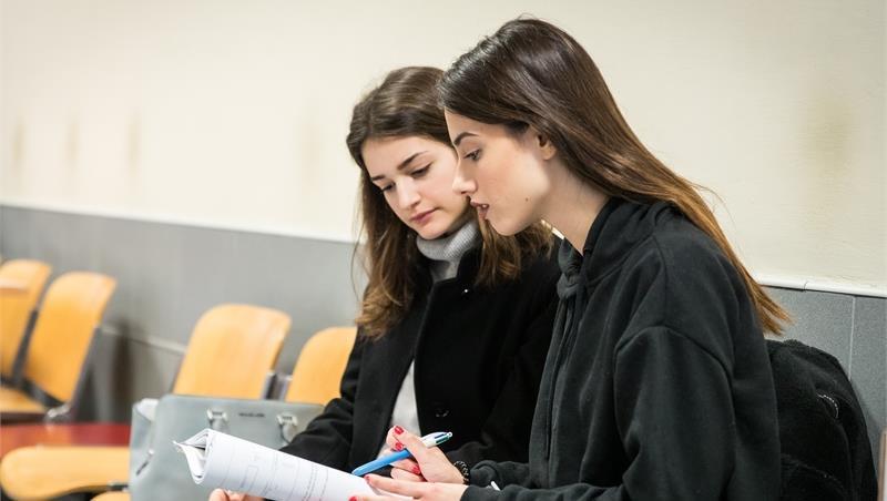 Didattica on line per il secondo e terzo anno dei corsi Triennali e per i corsi Magistrali