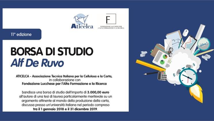 Borsa di Studio Alf De Ruvo