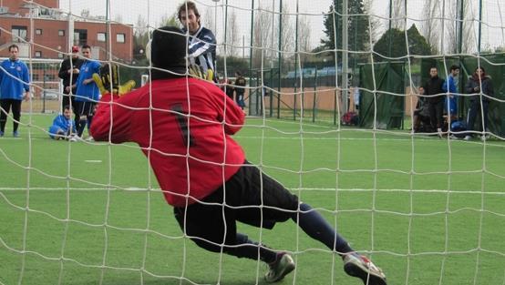 Roma Tre Sport: selezione squadra calcio 5 maschile