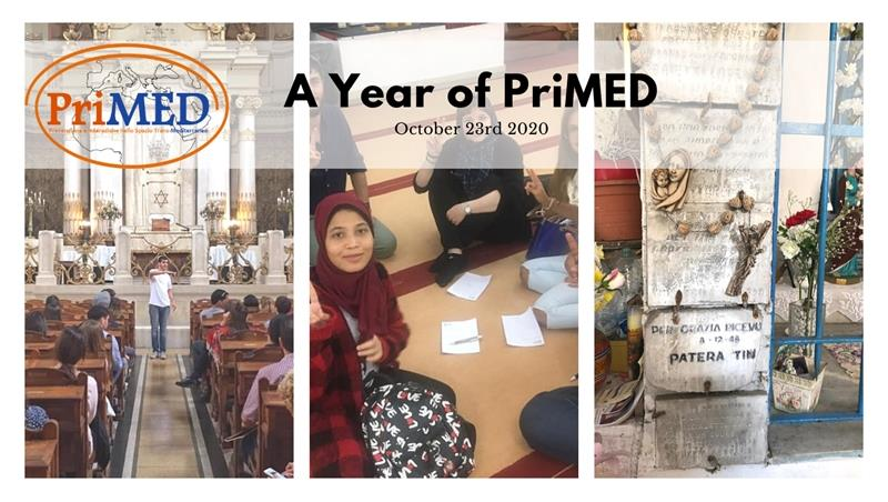 A Year of PriMED - Final Event PriMED's First Year/Opening Day Trans-Med Fall School 2020