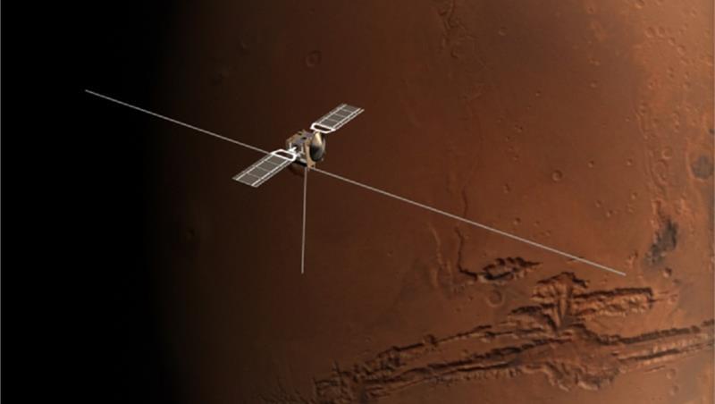 Marte: team di ricercatori guidato da Roma Tre scopre un sistema di laghi subglaciali