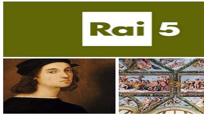 """""""Raffaello. Il mito e la modernità"""", il documentario inedito il 20 Marzo su Rai 5 - intervista alla prof.ssa Giulia Caneva"""