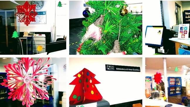 Chiusura al pubblico nel periodo natalizio