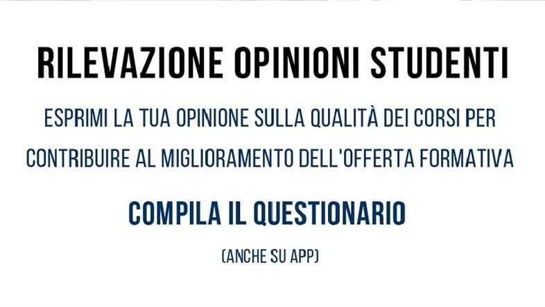 Rilevazione Opinione Studenti