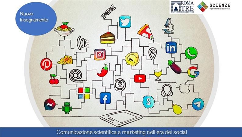 Comunicazione scientifica e marketing nell'era dei social
