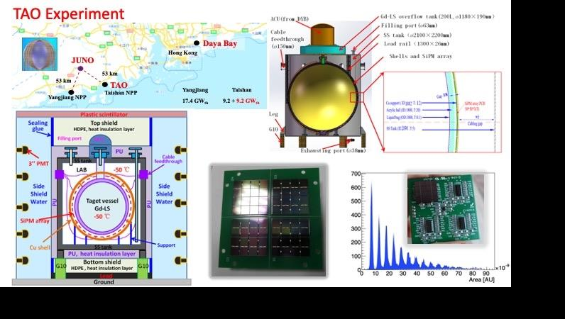 Tesi Sperimentale - Fisica delle Astroparticelle