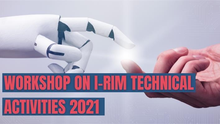 Conferenza I-RIM: Workshop on I-RIM Technical Activities 2021