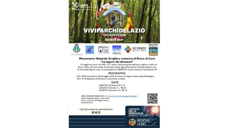 Viviparchi del Lazio al Museo Geopaleontologico
