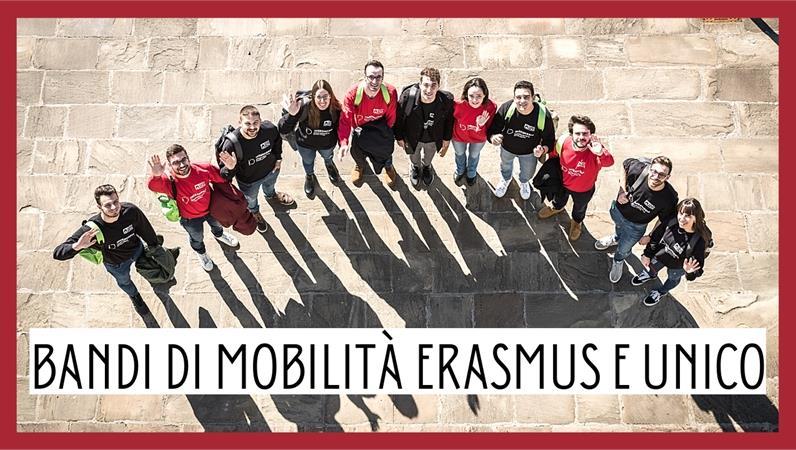 Live suI Bando Erasmus+ e le opportunità di mobilità per studio