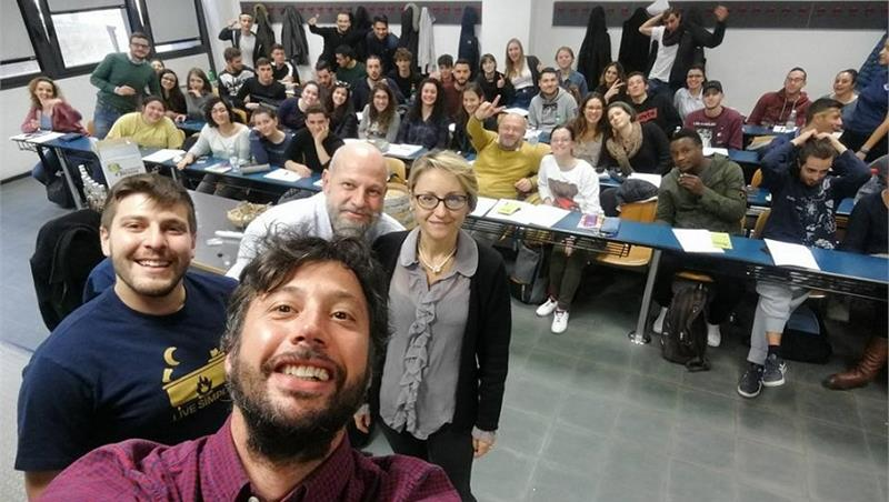 Il Dipartimento di Scienze all'Excellence 2019-Food Innovation