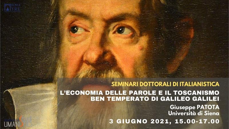 L'economia delle parole e il toscanismo ben temperato di Galileo Galilei