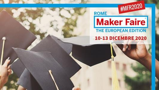 Maker Faire Rome 2020 – The European Edition