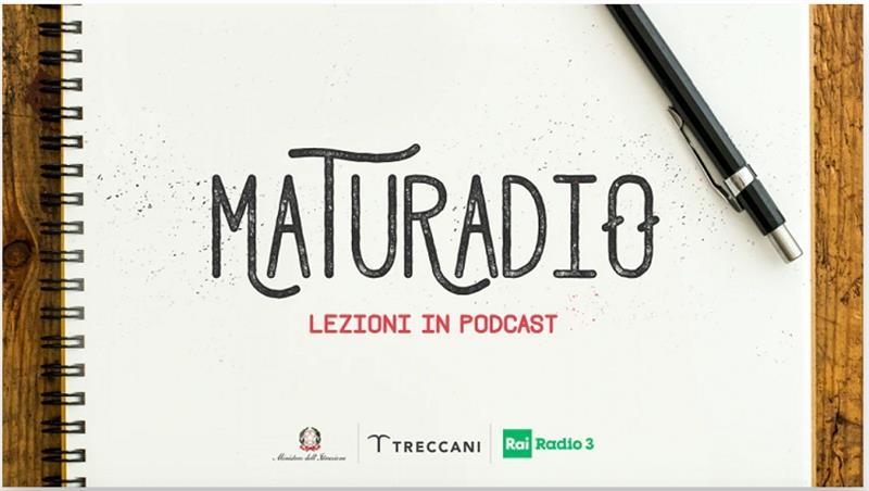 Maturadio: lezioni in podcast su Scienze della Terra su Raiplay