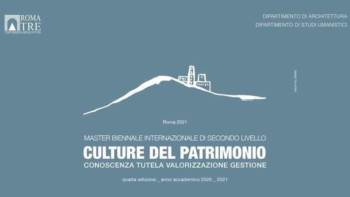 Master Culture del Patrimonio