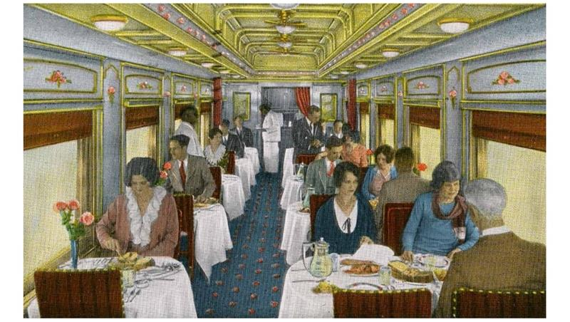 EATING ON THE MOVE (nineteenth to twenty-first centuries)