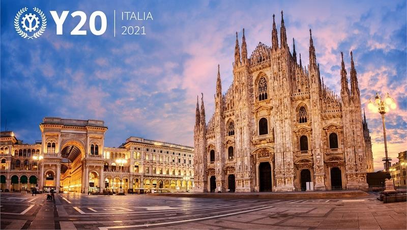 G20 Italia 2021   Y20 Engagement Group
