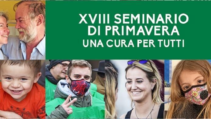 XVIII Seminario di primavera Fondazione Fibrosi Cistica - 30 maggio 2020, diretta streaming