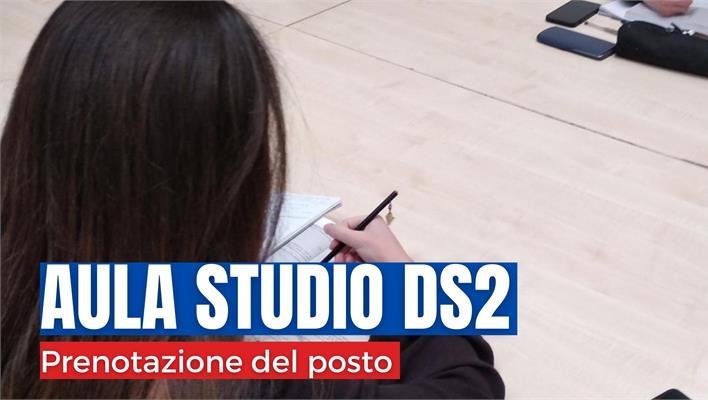 Apertura Aula Studio DS2