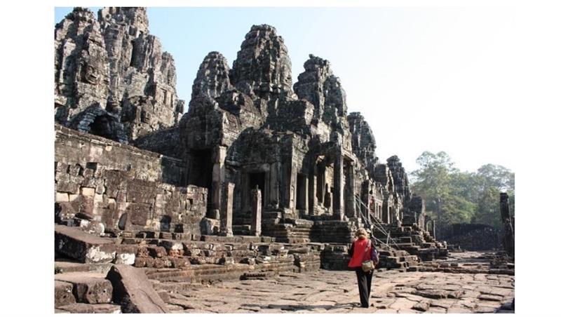 """""""Seminari del Venerdì"""": Modelli ecologici per la comprensione della colonizzazione biologica dei monumenti Khmer di Angkor (Cambogia)"""