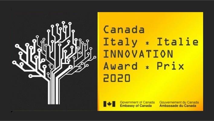 Premio Canada-Italia per l'Innovazione 2020