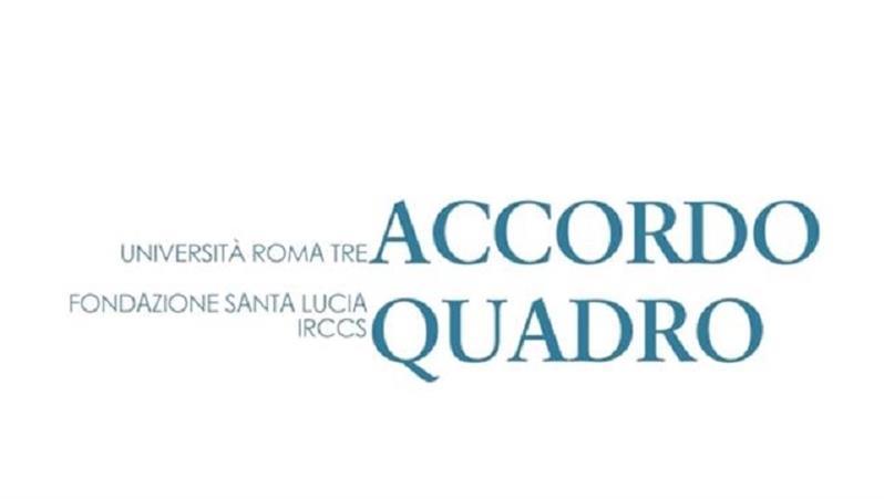 Fondazione Santa Lucia IRCCS e Dipartimento di Scienze dell'Università Roma Tre insieme per la ricerca