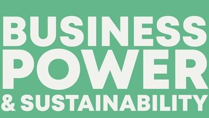 Business, Power and Sustainability in a World of Global Value Chains - Friday October 30th, 3 pm