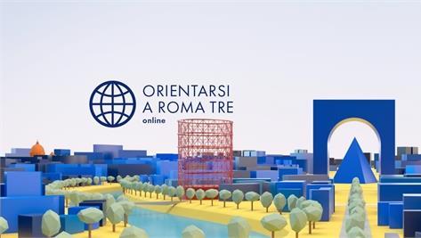 Orientarsi a Roma Tre. Online