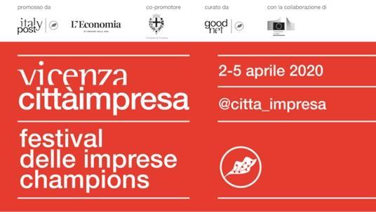 Festival Città Impresa Academy 2020 - Borse di soggiorno per studenti universitari
