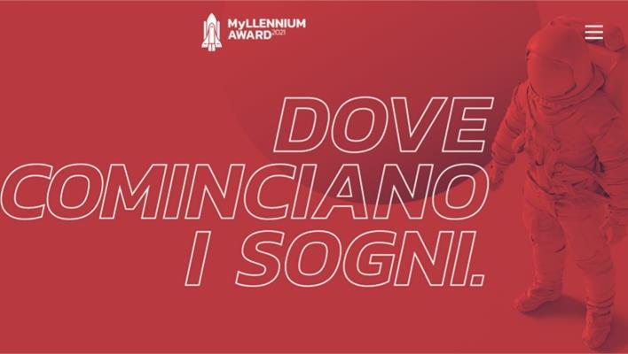 Myllennium Award, il primo premio generazionale italiano rivolto ai Millennials.