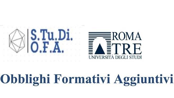 Obblighi Formativi Aggiuntivi (OFA): Ultimi incontri