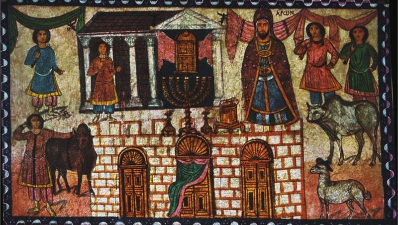 Dal Re-Sacerdote al Sacerdote-Re: immagini e simboli tra Giudaismo e Cristianesimo. Seminario