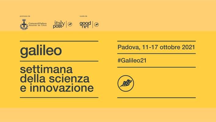 Galileo Festival Academy: al via il bando per l'edizione 2021