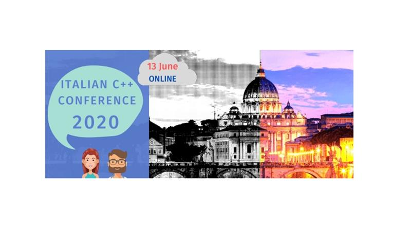 Italian C++ Conference 2020 ONLINE