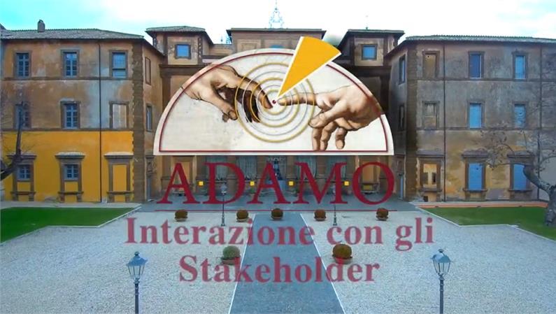 Il progetto Adamo, il video