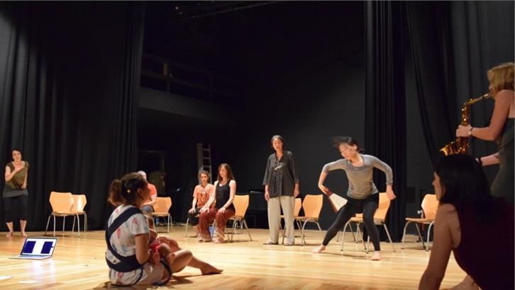 Audizioni della Compagnia Teatrale del Dipartimento di Scienze della Formazione