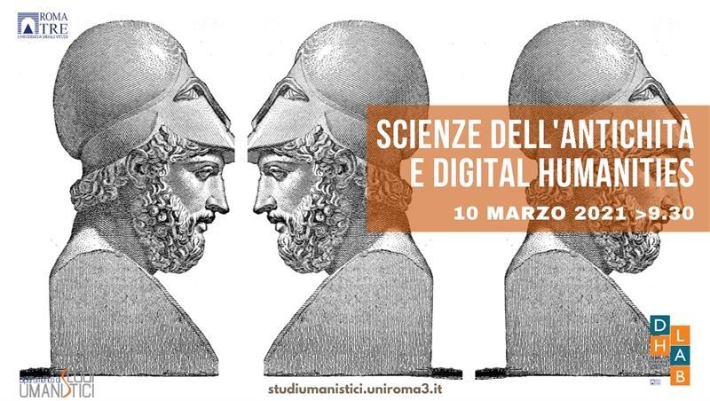 Scienze dell'antichità e Digital Humanities