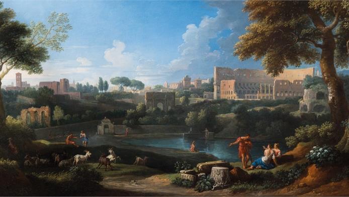 Mostra Roma aeterna o la costruzione di un mito