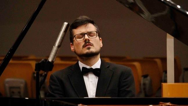 Young Artists Piano Solo Series 2020 - 2021 - Francesco Carletti