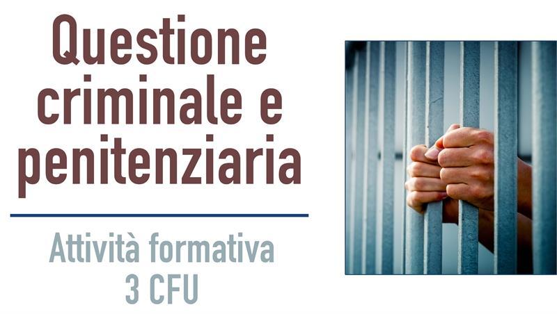 Questione criminale e penitenziaria - Numeri, statistiche e dati su reati e carceri nei paesi della UE