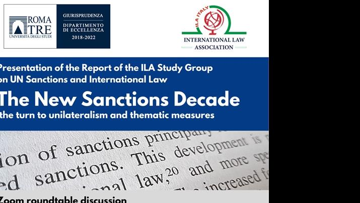 Webinar: The New Sanctions Decade - the turn to unilateralism and thematic measures