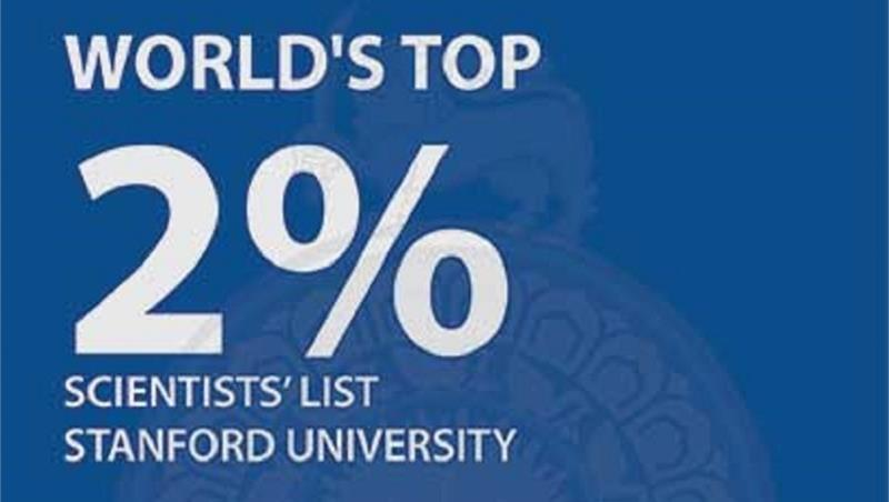 """Il Dipartimento di Scienze nel """"World's Top 2% Scientists"""""""