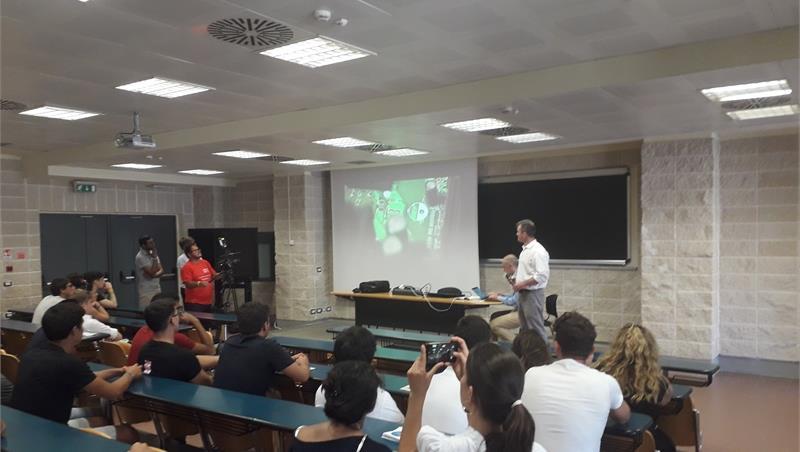 Ingegneria Informatica: presentazione dei curricula della Laurea Triennale in Ingegneria Informatica