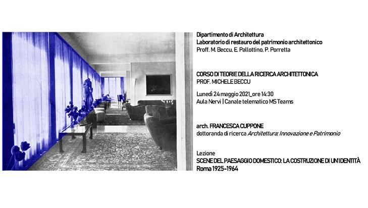 Lezione di Francesca Cuppone
