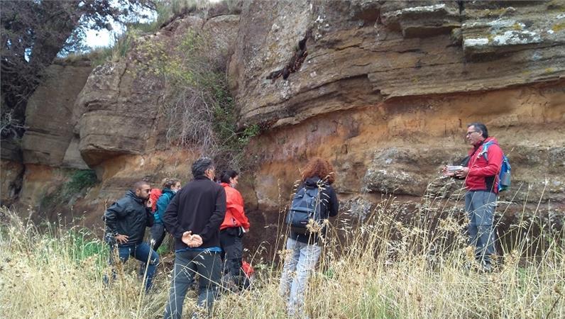 Riprese le escursioni didattiche dei corsi di laurea in Geologia!