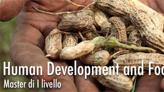 CALL FOR APPLICATIONS - Master Human Development and Food Security 2021/2022