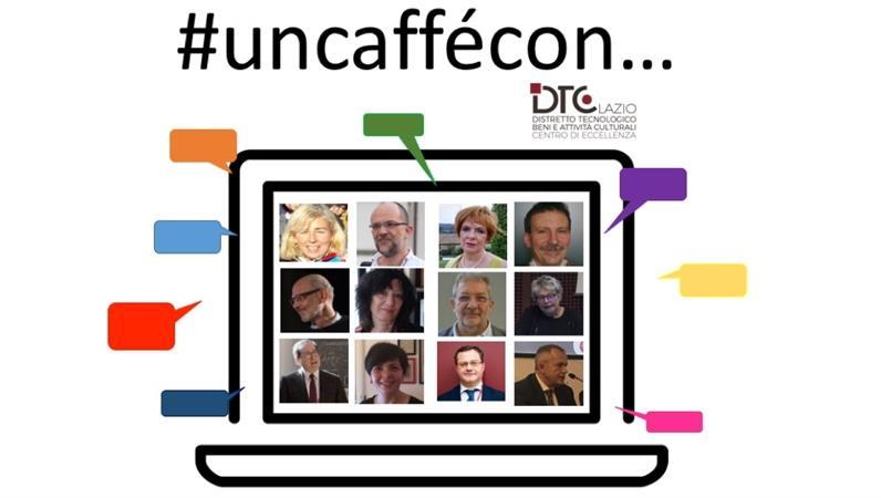 #uncaffècon: il Centro di eccellenza Dtc Lazio non si ferma