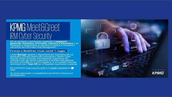 Meet&Greet Team Cyber Security