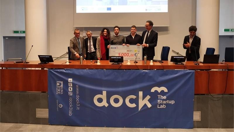Tokeville, la app contro il degrado urbano vince la seconda edizione di Dock3